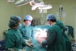 Phẫu thuật cứu sống bệnh nhân có khối u gan kích thước lớn