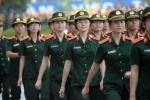 Tuyển sinh trường Quân đội năm 2018: Nhiều tiêu chí phụ khi xét tuyển
