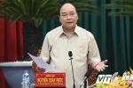 Thủ tướng 'truy' lãnh đạo tỉnh Long An vấn nạn buôn lậu thuốc lá