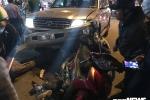 Say rượu, tài xế tông hàng loạt phương tiện trên phố khiến 6 người bị thương nặng