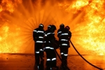 Quá rảnh rỗi, lính cứu hỏa lén lút đốt nhà để có việc làm