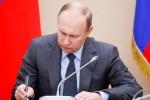 Tổng thống Putin 'trảm' liên tiếp 9 tướng an ninh
