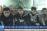 Phú Thọ: Triệu tập các đối tượng chặn xe xin tiền trên cao tốc