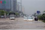 Mùa mưa bão đến gần, Hà Nội vẫn 'bó tay' với thực trạng úng ngập