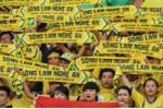 'Muốn có thương hiệu, bóng đá Việt Nam phải có sản phẩm tốt'