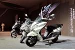 Suzuki ra mắt xe tay ga siêu rẻ Burgman Street, chỉ 22,76 triệu đồng