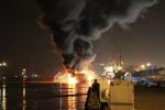 Cháy tàu chở dầu 2.000 tấn ở Hải Phòng: Thủ tướng chỉ đạo xử lý sự cố ngay trong đêm