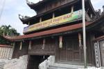 Đất chùa Tứ Liên - Hà Nội đang tranh chấp, sổ đỏ vẫn được cấp cho hộ liền kề