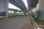 Metro Bến Thành - Suối Tiên đang thi công: Trụ cầu chi chít hình vẽ nguệch ngoạc