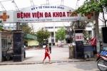Hàng loạt bác sĩ, điều dưỡng BVĐK tỉnh Hòa Bình bị khởi tố: Đình chỉ công tác 2 lãnh đạo cấp khoa
