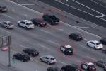 Video: Cảnh sát Mỹ rượt đuổi nghi phạm truy nã kịch tính như phim hành động