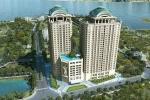Dự án 'khủng' bên hồ Tây của Tân Hoàng Minh chính thức cất nóc