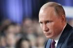 Thói quen xấu của Tổng thống Putin khiến hàng loạt lãnh đạo thế giới 'nóng mắt'