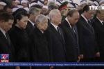 Video: Các đoàn lãnh đạo Đảng, Nhà nước viếng nguyên Tổng Bí thư Đỗ Mười