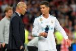 Cập nhật chuyển nhượng 18/7: Zidane tái hợp Ronaldo, Courtois sắp đến Real?