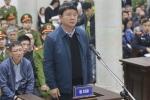 Nói lời sau cùng, ông Đinh La Thăng mong được ăn Tết với gia đình trước khi chấp hành án