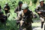 Bài tập khốc liệt, phá vỡ mọi sức chịu đựng của Vệ binh Quốc gia Nga