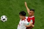 Morocco thua nghiệt ngã Iran và con số 2 định mệnh