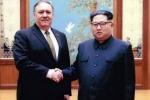 Ngoại trưởng Mỹ Mike Pompeo đến Bình Nhưỡng thảo luận về phi hạt nhân hoá