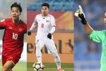 Hồng Sơn, Công Phượng và những tài năng tuổi Tuất của bóng đá Việt Nam