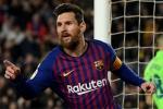 Barca điền tên Messi vào đội hình chuẩn bị đấu Real