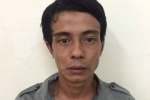 Tên trộm hung hãn rút dao đâm liên tiếp cảnh sát khi bị phát hiện