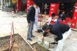Lát đá vỉa hè ở Hà Nội: Hàng loạt cán bộ bị xem xét xử lý