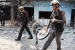 10 quả bom đồng loạt phát nổ, Miền Nam Thái Lan rung chuyển