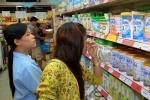 Bánh quy, sữa bột có thành phần từ sữa đều phải kiểm dịch động vật