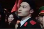 Chàng công an điển trai được tìm kiếm khi đứng làm nhiệm vụ ở sân bay Vinh
