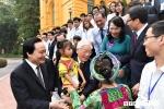 Ảnh: Tổng Bí thư, Chủ tịch nước Nguyễn Phú Trọng gặp mặt học sinh, sinh viên xuất sắc