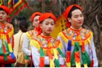Video: Màn 'Con đĩ đánh bồng' của trai làng Triều Khúc, Hà Nội
