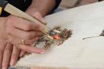 Video: Độc đáo nghệ thuật viết thư pháp bằng bút lửa tại Hà Nội