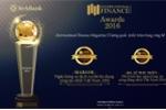 SeABank được vinh danh 'Ngân hàng có dịch vụ thẻ tín dụng sáng tạo nhất 2016'