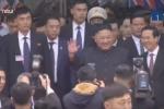 Video Trực tiếp: Chủ tịch Triều Tiên Kim Jong-un đã đến Việt Nam