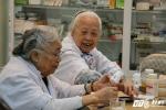 Hai cụ bà hơn 80 tuổi khám bệnh cứu người miễn phí suốt 26 năm