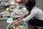 Hà Nội: Rửa bát sai tư thế, phụ nữ trẻ nhập viện