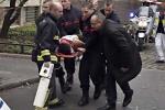 Xả súng Paris: Tổng biên tập tòa báo thiệt mạng