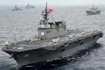 Hoàn Cầu thời báo: Hiến pháp mới cho phép hải quân Nhật áp sát Trung Quốc ở Trường Sa