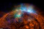Tiếp tục phát hiện hố đen khổng hồ trên Mặt trời