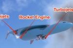 Airbus đăng ký sáng chế máy bay tốc độ siêu 'khủng'