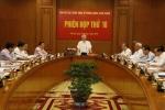 Lập 7 đoàn kiểm tra chống tham nhũng tại 14 tỉnh