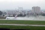 Khẩn cấp chống ngập cho sân bay Tân Sơn Nhất