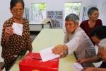 Cần Thơ tổ chức bầu cử thêm 2 đại biểu Quốc hội