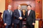 Nhà đầu tư Hoa Kỳ muốn xây dựng dự án 4 tỷ USD ở TP.HCM