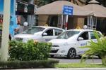 Di taxi 2km, khach Han Quoc bi tai xe doi thu 200.000 dong hinh anh 1