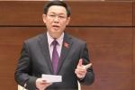 Phó Thủ tướng Vương Đình Huệ: 'Cán bộ đặc khu cũng phải đặc biệt'