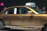 Diện kiến bản thương mại của xe tổng thống Nga