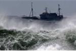 Bão số 6 áp sát quần đảo Hoàng Sa
