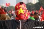 Ảnh: Muôn kiểu hóa trang 'có một không hai' cổ vũ cho đội tuyển Việt Nam